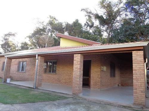 Chácara  Residencial À Venda, Chácara São Bento, Vinhedo. - Ch0112