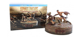 Blu-ray Boxset Spartacus Complete Series