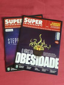 Superinteressante N°386 E N°387 - Lote Com 2 Revistas
