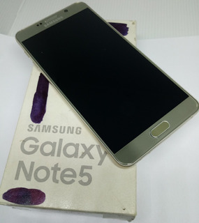 2° Samsung Galaxy Note 5 N920g C/ Defeito S/ Garantia