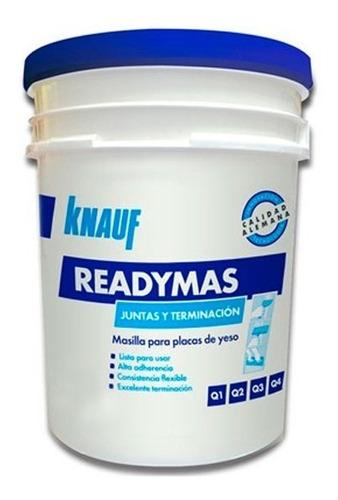 Masilla Knauf Readymas Juntas Y Terminación 7kg