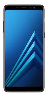 Samsung Galaxy A8+ Dual SIM 64 GB Preto 4 GB RAM