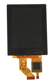 Display Touchscreen Gopro Hero 4 Silver - Nova E Original