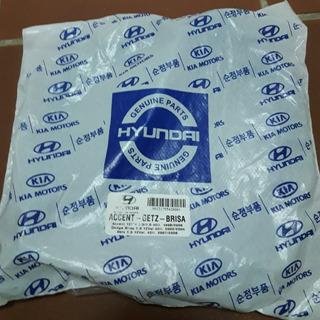 Juego De Cables Hyundai Accent 1.3/1.5 Dodge Brisa Getz 1.3