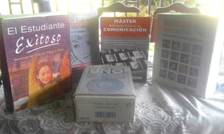 Colección Océano Libros Variados De Interés Estudiantil