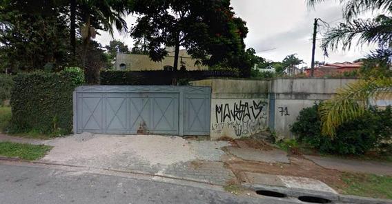 Casa Sobrado Residencial À Venda, Com Renda / Alugado, Rua Senador Otávio Mangabeira, Morumbi, São Paulo - Ca0818. - Ca0818