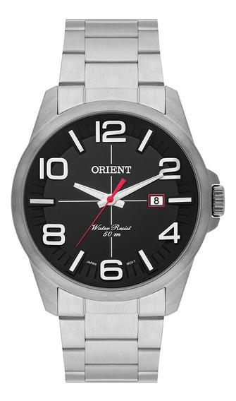 Relógio Orient Masculino Original Clássico Mbss1289 + Nf