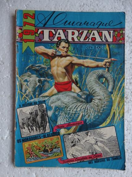 Almanaque Tarzan 1972! Ebal!