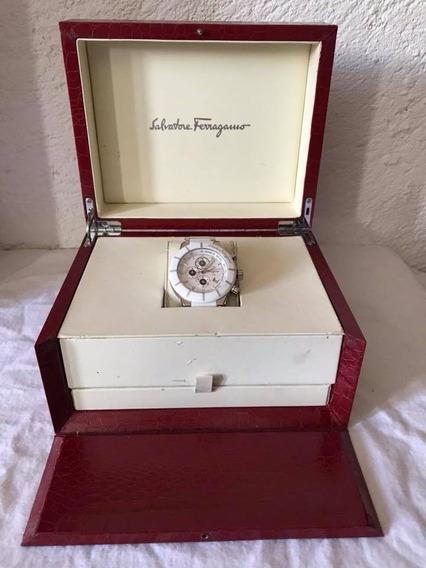 Reloj Salvatore Ferragamo F80 Original 100% Ls
