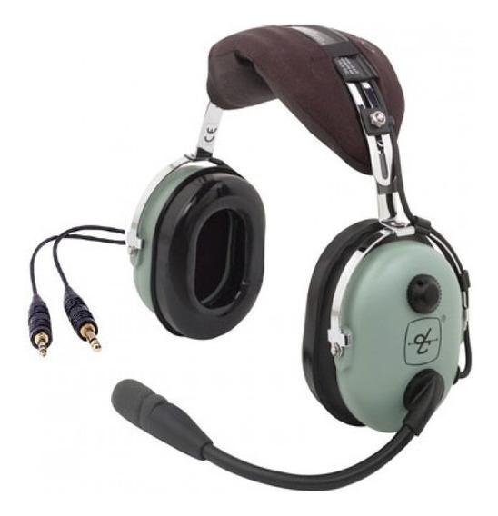 Fone Headset David Clark H10-13.4 Aviação Abafador