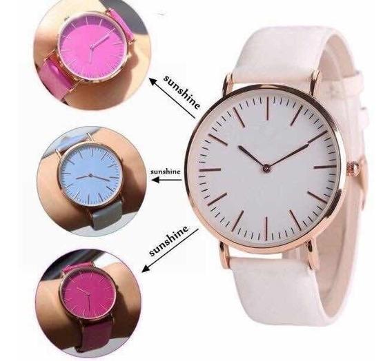 Relojes Camaleon!!! Cambian De Color En El Sol