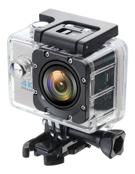 Câmera Filmadora Ultra 4k Wifi Hd + Cartão 32g + Bateria