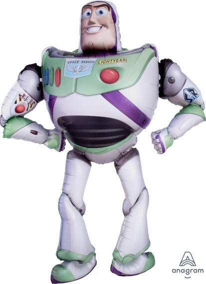 Buzz Lightyear Airwalker, Globo Caminante, Toy Story