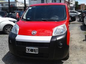 Fiat Qubo Motor 1.4 55000km 2013 Rojo 5 Puertas Nafta
