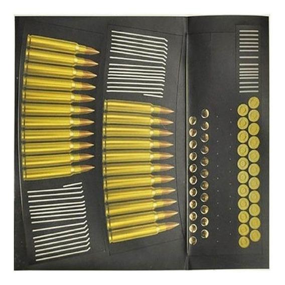 Adesivo De Munição - Dummy Bullet Sticker - G36