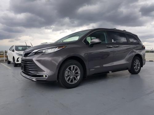 Imagen 1 de 9 de Toyota Sienna 2021 3.5 Xle Piel At