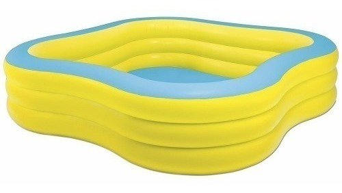 Piscina Inflable Swin Center Intex Dk Tiendas