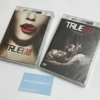 True Blood Pack Temporadas 1 Y 2 En Dvd Original Nuevo