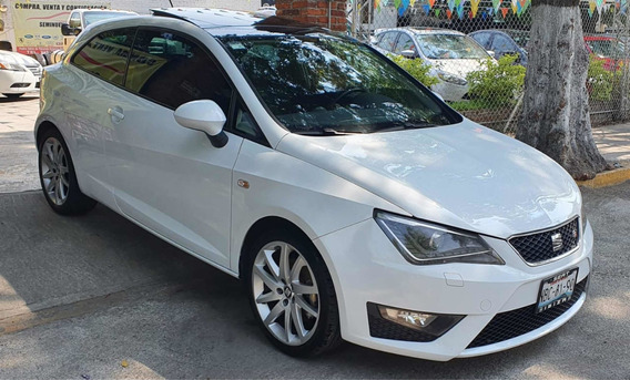 Seat Ibiza 1.2 Fr Turbo Mt 2017