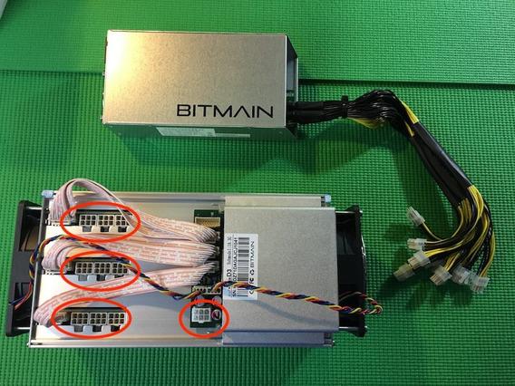 Mineradora Antminer D3 19 Gh/s X11 Inclui Fonte 1600w Origin