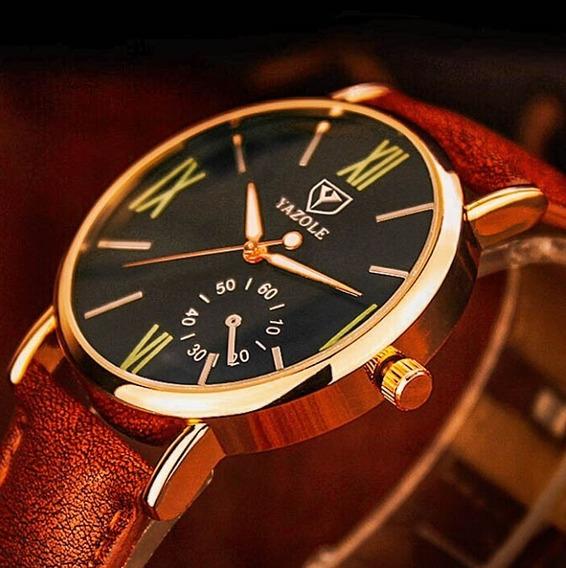 Relógio Yazole 327 Executivo Promoção !