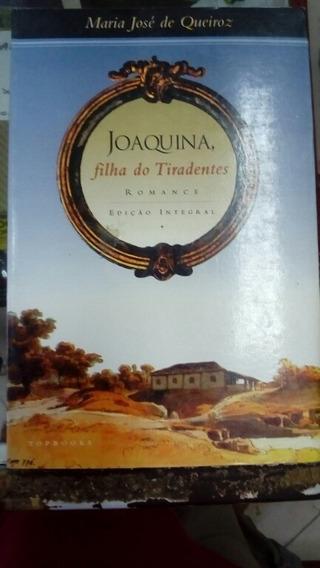 Livro Joaquina, Filha De Tiradentes