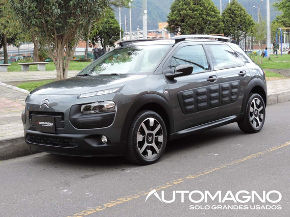 Citroen C4 Cactus Shine 1200t At