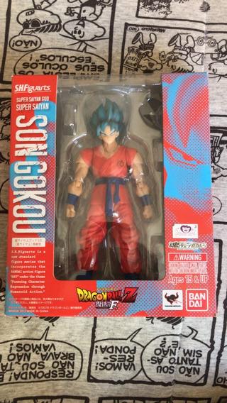 !!!!preço Reduzido!!!! S.h.figuarts Goku Ssj Blue