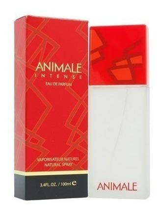 Perfume Animale Intense Feminino 100ml Original Nota Fiscal.
