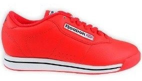 Reebook Rojos Princess 100% Originales
