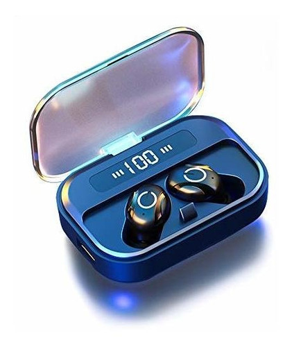 Imagen 1 de 7 de Auriculares Inalambricos Snyank Auriculares Bluetooth 5.0 Co