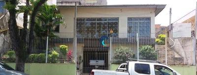 Casa Com 5 Dormitórios Para Alugar, 110 M² Por R$ 1.800/mês - Jardim Bela Vista - São José Dos Campos/sp - Ca0600