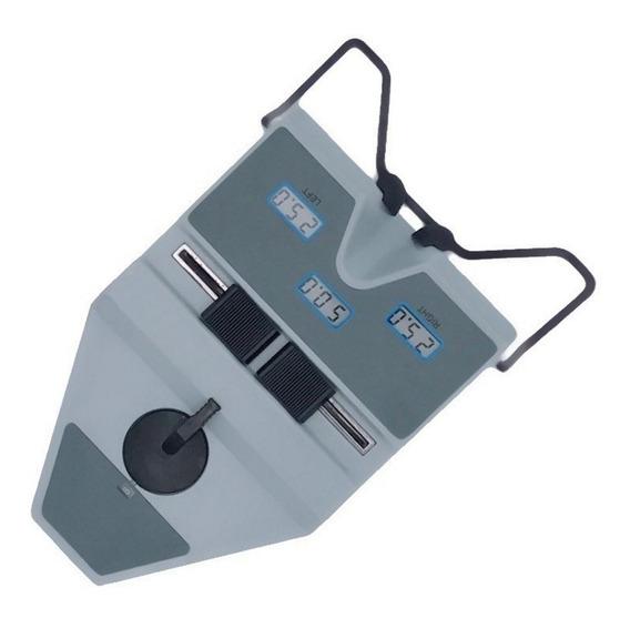 Pupilômetro Digital Profissional Ly-9c Pd90 Dp Dnp Distância