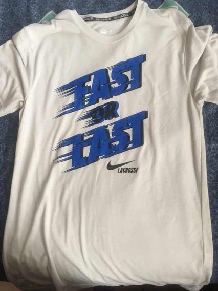 Playera Nike Tee Lacrosse