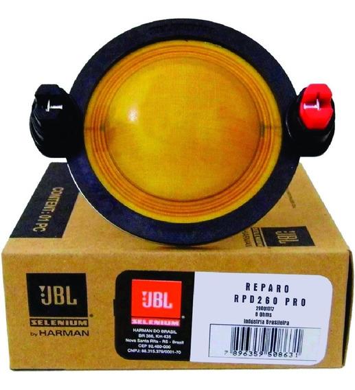 Reparo Driver Jbl Selenium D260 Pro D250x Original - Loja