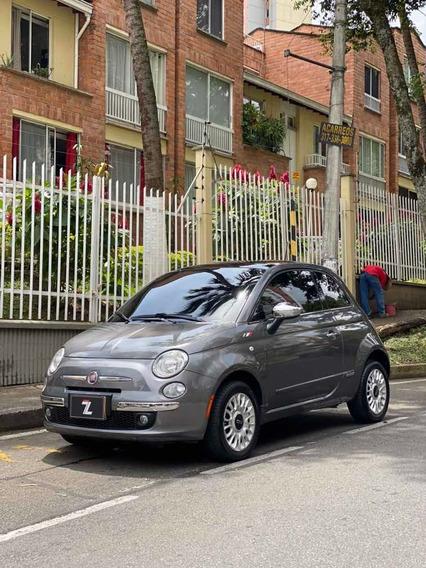 Fiat 500 Longe