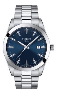 Reloj Tissot Hombre - Gentleman T1274101104100