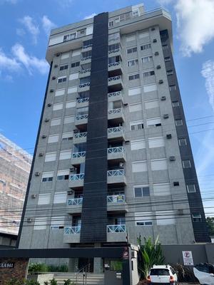 Apartamento No Centro Com 3 Quartos Para Locação, 97 M² - Lg1533