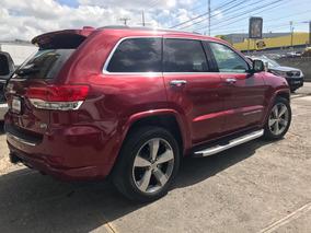 Jeep Grand Cherokee Overlan Panorámica En Oferta Súper Ofert