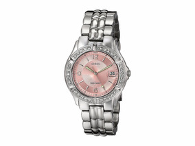 Relógio Guess Ladies G75791m Sporty Pink Dial