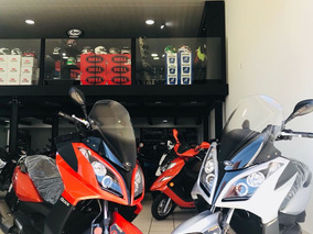 Kymko - Downtown 300i 2019 - Center Moto Jaú