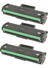 3 Toner Compativel Mlt-d111s D111 M2020 M2070 M2070w M2020w