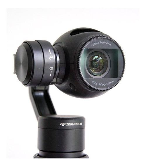 Camera Osmo + Dji Om160 3.5x Optical Zoom 4k 12mp