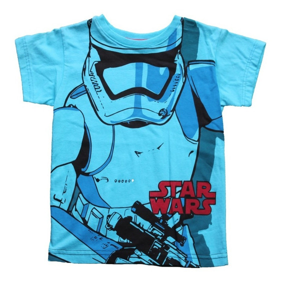 15 Playeras Disney Niño Marvel Star Wars Negocio Mayoreo