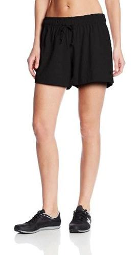 Campeon Pantalon Corto De Jersey Para Mujer