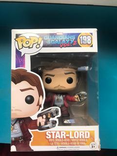 Funko Pop Guardianes De La Galaxia. Stard-lord
