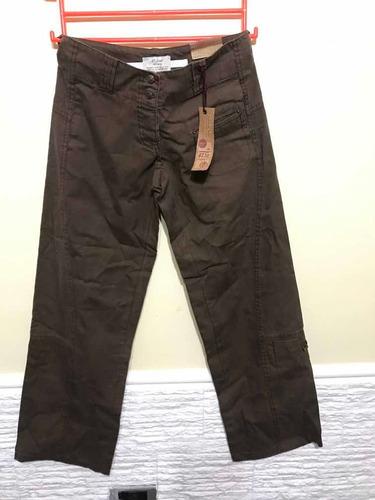 Pantalon 47 Street Ancho Etiqueta