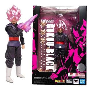 Bandai Sh Figuarts Goku Rose Exclusive Color Edition