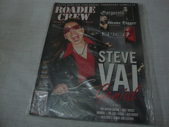 Revista Roadie Crew-127-ano-12-2009