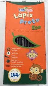 Lapis Preto Eco Leo E Leo Com 144 Unidades/ Kit Com 2 Uni